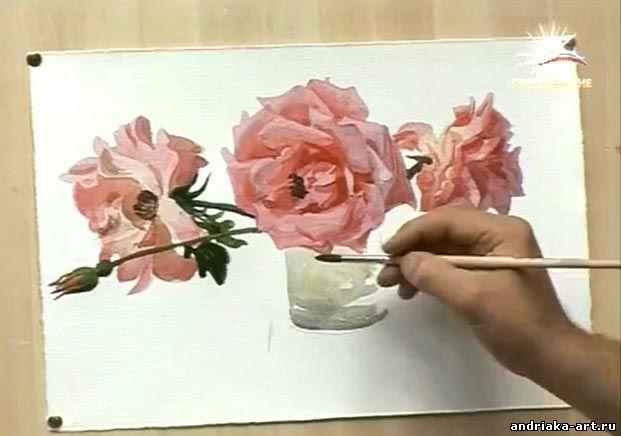 Урок нарисовать учит